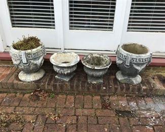 Cement Planters   https://ctbids.com/#!/description/share/156043