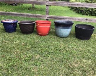 Large Outdoor Porch Planters https://ctbids.com/#!/description/share/156049