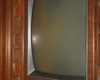 Vintage RCA console TV