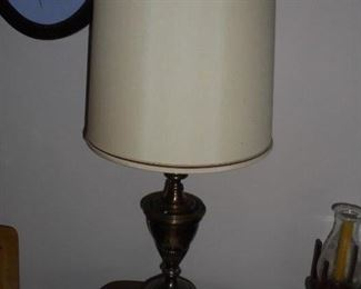 1 of 2 matching lamps