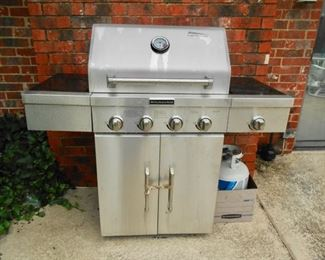KITCHEN AIDE GRILL