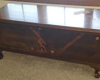 1930s Lane cedar chest