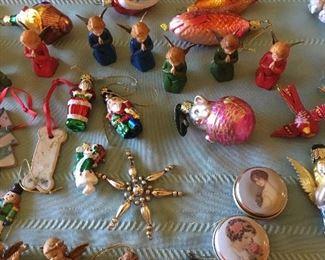 Wonderful Christmas ornaments