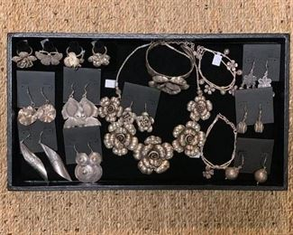 Jewelry from Thailand, silver content is between .960 and .999, 50% off