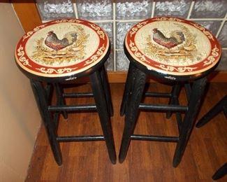 2 more bar stools