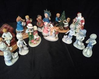 Christmas Avon Figurines https://ctbids.com/#!/description/share/157689