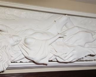 Gorgeous Bill Mack original sculpture