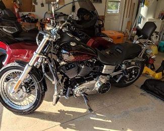 2014 Harley 2,800 Miles