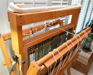 Schacht Floor Loom - Schacht Spindle Company (largest of 2 looms available)