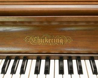 Chickering Upright Piano
