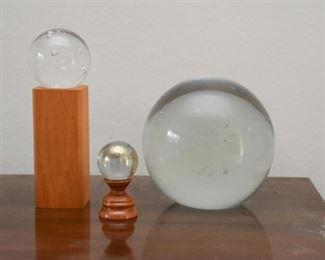 Crystal Balls / Orbs
