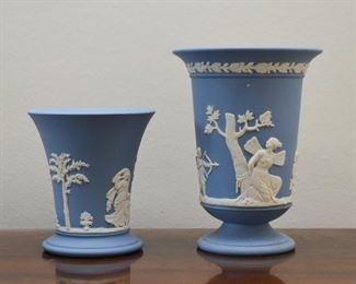 Wedgwood Jasperware Vases