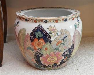 Chinese Goldfish Bowl