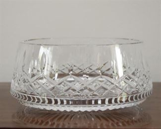 Crystal Centerpiece Bowls