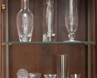 Glassware / Vases