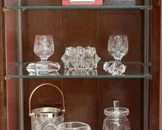 Glassware & Crystal