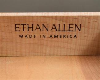 Pair of Ethan Allen Nightstands