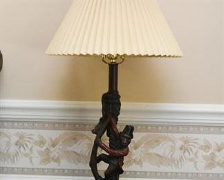 Monkey Table Lamp