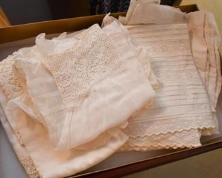 Vintage Baby Clothes & Christening / Baptism Gowns