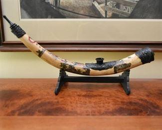 Chinese Pipe (needs repair)