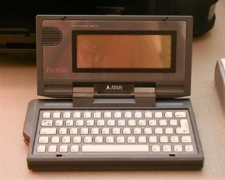 Atari Portfolio 16 Bit Personal Computer