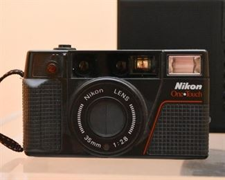 Nikon One Touch 35 mm Camera