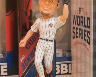 Baseball (Chicago Cubs) Bobble Heads