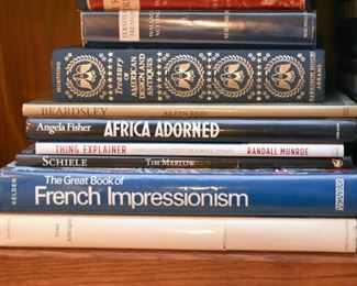 Art Books / Coffee Table Books