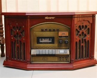 Memorex Old Time Radio Reproduction, Radio, Cassette, CD Player