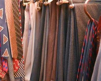 Men's Clothing - Suits, Jackets & Slacks