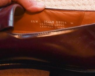Men's Shoes - Sizes 8-1/2 to 9