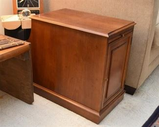 End Table / Cabinet