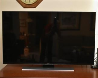 Samsung UHD Flat Screen TV