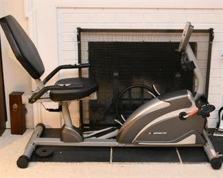 Exerpeutic Exercise Bike