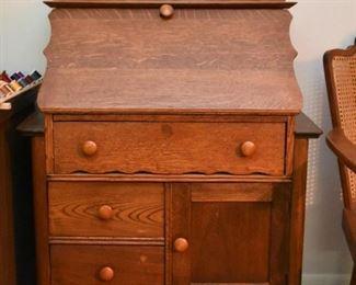 Small Antique Secretary