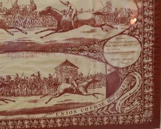 Framed Horse Racing Prints