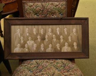 Old Photo, Framed