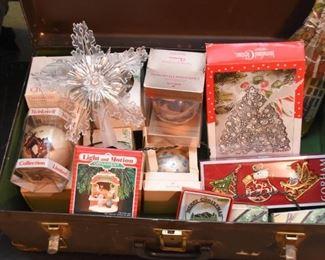 Christmas Ornaments (Vintage & Newer)