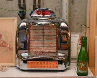 Crosley Select-O-Matic 100 Jukebox