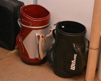 Golf Bag Theme Beverage Carriers