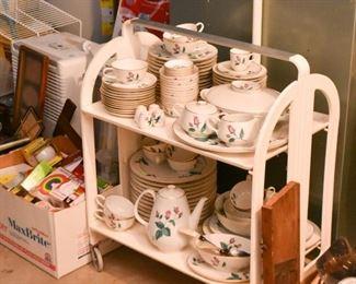 Vintage China Set / Dinnerware