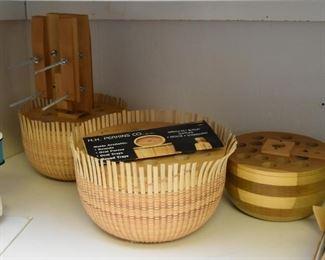 Basket Weaving Forms / Molds