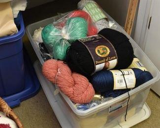 Lots of Yarn