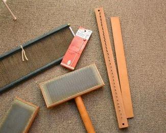 Weaving Supplies & Tools