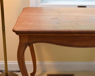 Antique Wooden Occasional Table