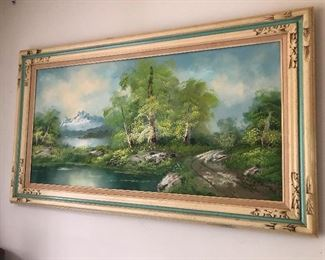 painting of the Shire