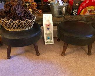 foot stools again