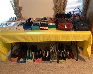 shoes! purses!
