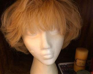 Aw! It was a fancy wig case!