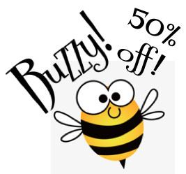 50% OFF, Tagged Items!